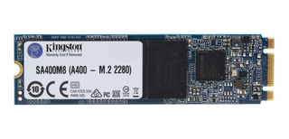 Disco sólido interno Kingston SA400M8/120G 120GB