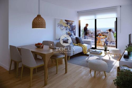 Venta Apartamento 1 Dormitorio 2 Baños Tza. Punta Carretas