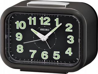 Reloj Despertador Seiko Qhk026k.. Nuevo. Alarma De Campana