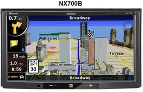 Atualização De Mapas Nx700 Central Multimídia Clarion 2019