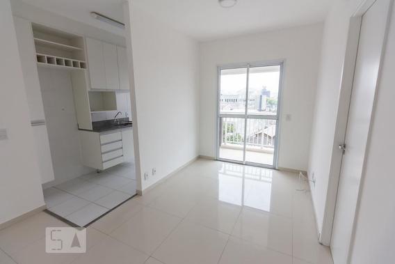 Apartamento No 4º Andar Com 1 Dormitório E 1 Garagem - Id: 892984836 - 284836