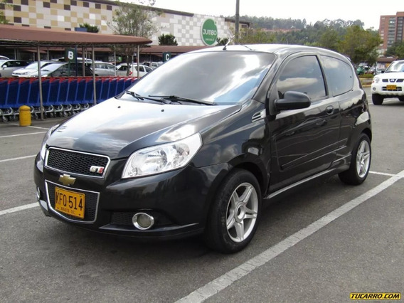 Chevrolet Aveo Emotion Gt Mt 1600cc Aa Ct