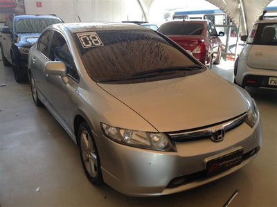 Honda Civic 1.8 Lxs 16v Gasolina 4p Automático 2008