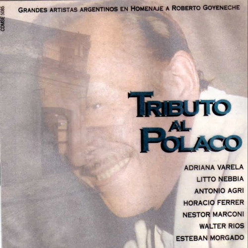 Tributo Al Polaco - Cd