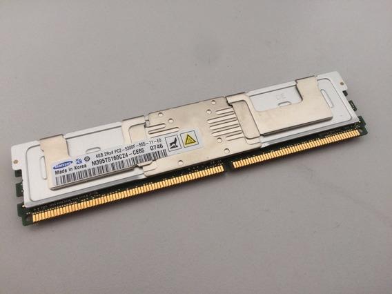 Samsung M395t5160cz4-ce65 4gb 2rx4 Ecc Pc2-5300f Ddr2