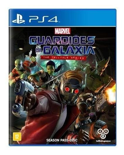 Guardioes Da Galaxia The Telltale Series-ps4 -leg. Portugues
