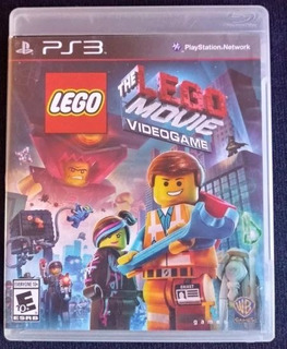 Juego De Ps3 Físico Lego The Movie Usado