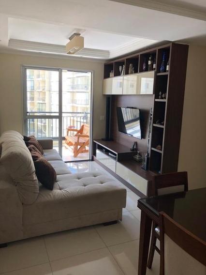 Apartamento Com 3 Dormitórios À Venda, 76 M² Por R$ 420.000,00 - Picanco - Guarulhos/sp - Cód. Ap6993 - Ap6993