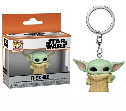 Pocket Pop ! Llavero, The Child -  Star Wars
