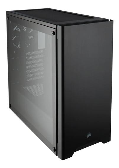 Gabinete Corsair Carbide Series 275r Negro Mid-tower Vidrio