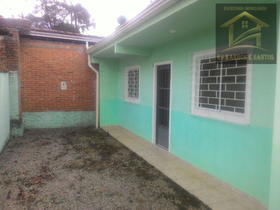 Aluga-se Casa Nova No Jardim Parana Em Colombo - Ca00059 - 32422193