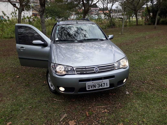 Palio Weekend Elx 1.4 8v Flex Vendo Barato