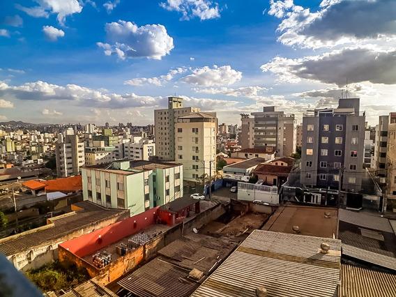 Cobertura Com 4 Quartos Para Comprar No Sagrada Família Em Belo Horizonte/mg - 2503