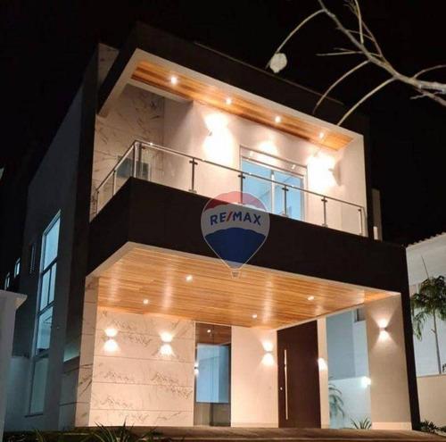 Imagem 1 de 30 de Casa A Venda No Alphaville 2 - Jardim Itália, Cuiabá Mt - Ca0921
