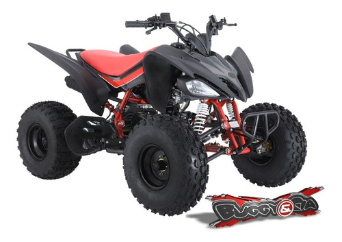 Quadriciclo X-raptor 125cc
