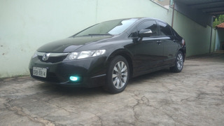 Honda Civic 2011 1.8 Lxl Se Couro Flex 4p