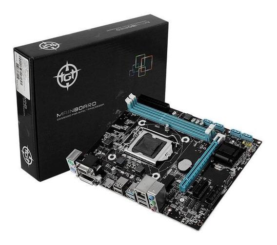 Placa Mae Tgt H81 Ddr3 Socket Lga1150 Chipset Intel H81