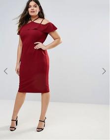 Vestido Verano Tirantes, Plus Size (talla 46)