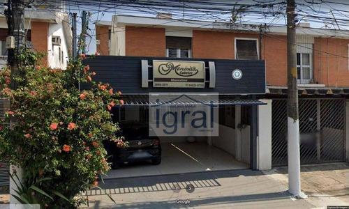 Sobrado Comercial Chacara Santo Antonio R$ 700.000,00 - So0416