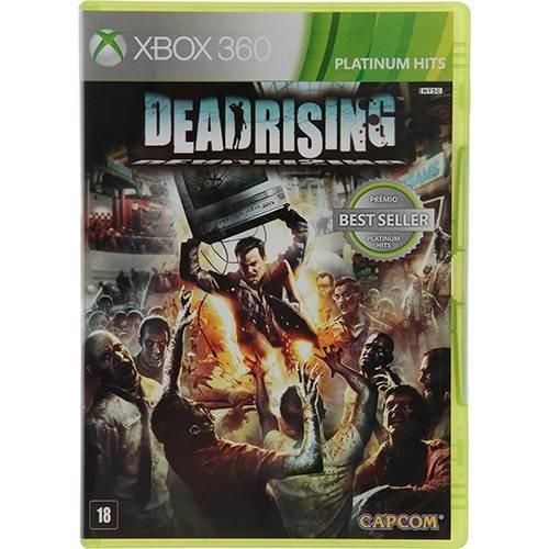 Deadrising: Platinum Hits - Xbox 360 Mídia Física