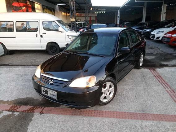 Honda - Civic Lx 2003