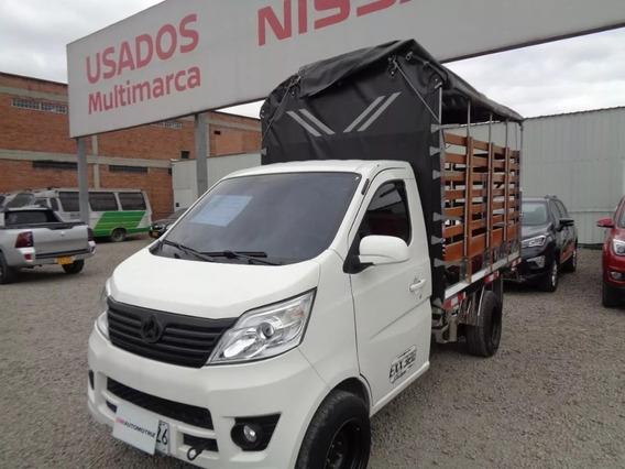 Changan Minitruck Estacas 1.2