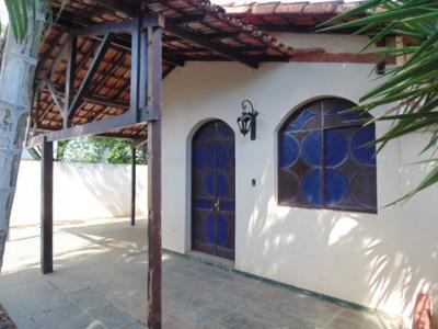 Casa Para Venda No Jardim São Luiz Em Montes Claros - Mg - Cas40
