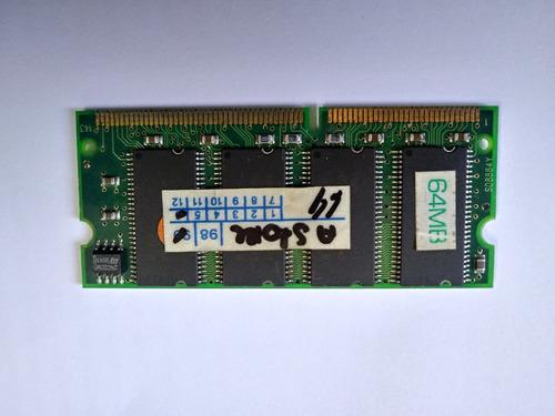 Memória Ram Para iMac G3 De 1ª Geração (64mb) 233-266-333