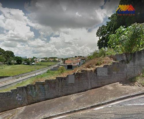 Terreno À Venda, 400 M² Por R$ 250.000,00 - Vila Oliveira - Mogi Das Cruzes/sp - Te0097