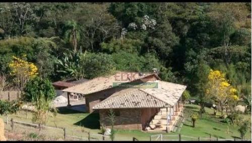 Imagem 1 de 18 de Lindo Sitio 14 Alqueires -  R$ 1.800.000 - Mato Dentro - Tremembé/sp - Si0147