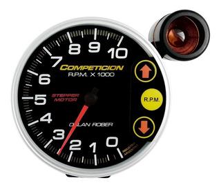 Tacometro Digital Orlan Rober 125mm Con Corte Competicion