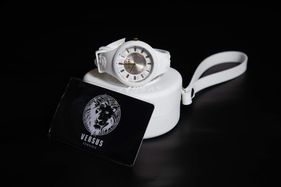 Relógio De Pulso Feminino Versus Versace Fire Island