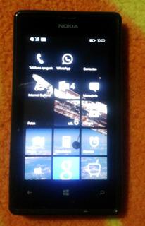 Celular Lumia 520