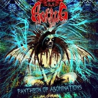 Cd Pantheon Of Abominations De Bokrug - Brutal Death Metal
