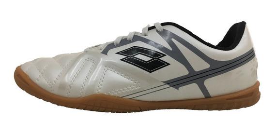 Chuteira Lotto Futsal Branca - 3004801