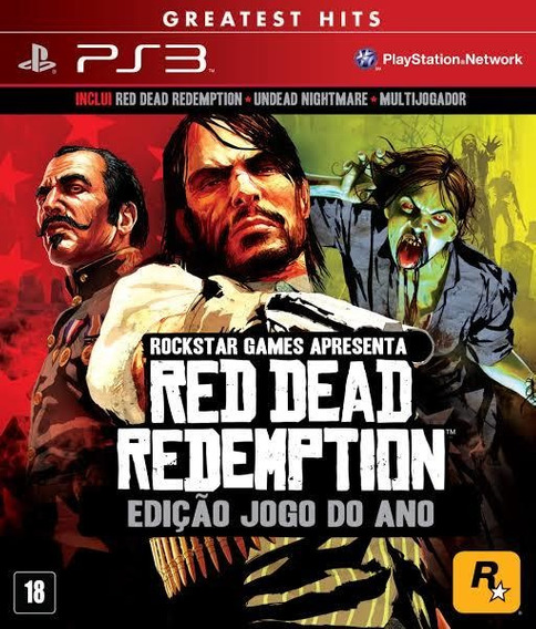 Read Dead Redemption Ps3 Game Of The Year Edition
