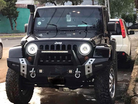 Jeep Wrangler X Sahara Unlimited 4x4 At 2008
