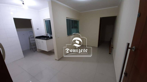 Imagem 1 de 14 de Apartamento À Venda, 62 M² Por R$ 319.000,00 - Vila Curuçá - Santo André/sp - Ap11954