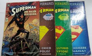 Reino De Los Supermanes 3 Tomos Comic De Coleccion Dc Comics