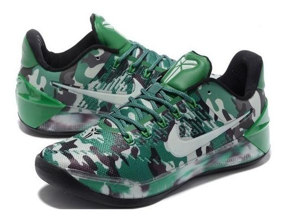 Zapatillas Nike Kobe Bryant 12 A.d. Camuflado Us: 7 A 12