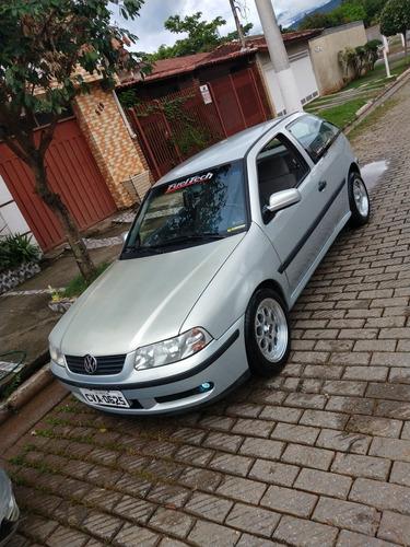 Volkswagen Gol 2000 2.0 3p Turbo.