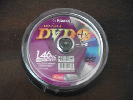 Mini Dvd -r De 4x Ridata