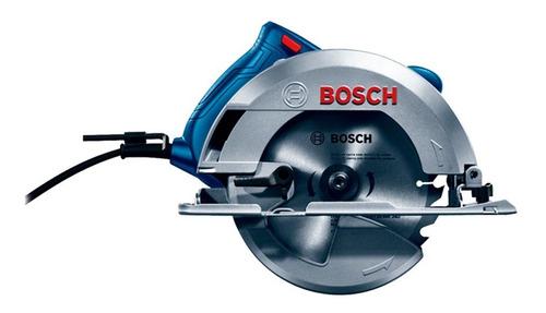 Imagem 1 de 7 de Serra Circular Bosch Gks 150 Std 1500w 127v Ou 220v