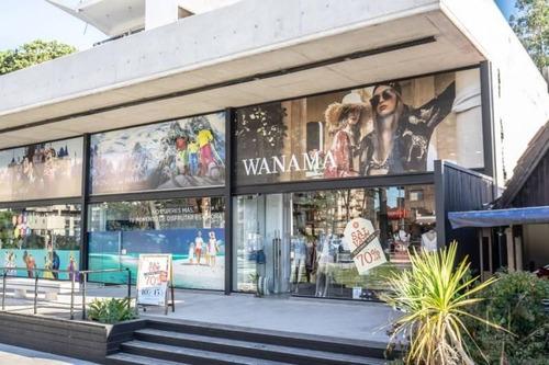 A Estrenar - Local Comercial En Venta - Pinamar Centro