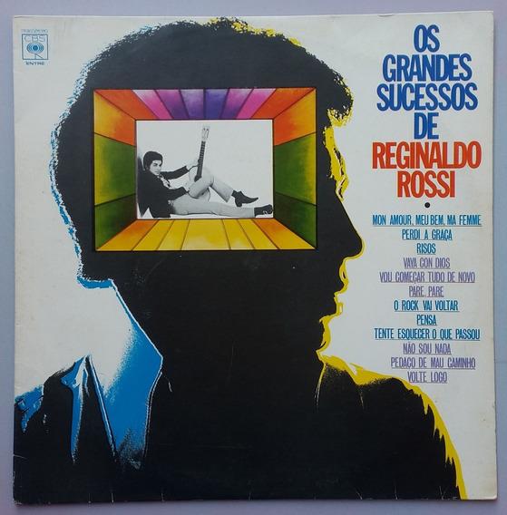 Reginaldo Rossi - Lp Os Grandes Sucessos - 1976