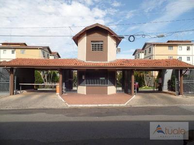 Apartamento Residencial Para Locação, Parque João De Vasconcelos, Sumaré. - Ap4168