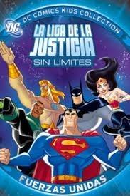 Imagen 1 de 1 de Dvd La Liga De La Justicia Sin Límites