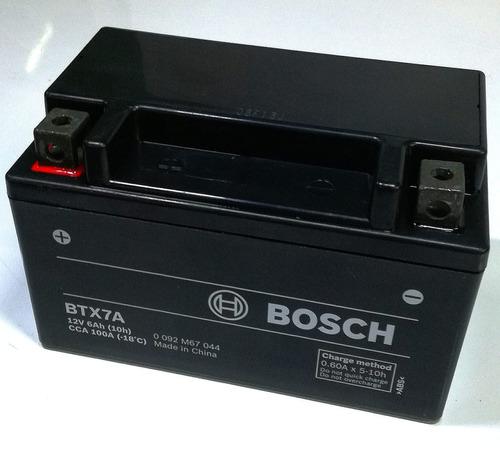 Imagen 1 de 5 de Bateria Bosch Btx9a Vrla Agm Simil Ytx9a