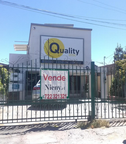 Imagen 1 de 10 de Casa Comercial En Venta Calle Uno, Rancagua