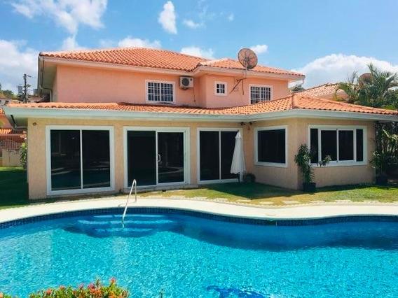 Increible Casa En Venta En Altos De Panama